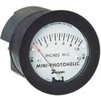 Range 0-40WC Dwyer Minihelic II Series 2-5000 Differential Pressure Gauge